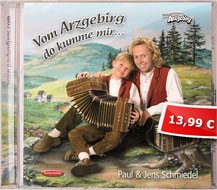 Hier CD von Paul und Jens kaufen.