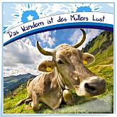 Das Wandern ist des Müllers Lust26.09.2014